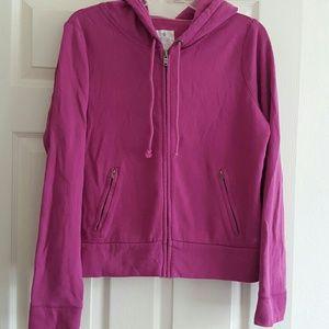 Aerie full zip hooded sweatshirt